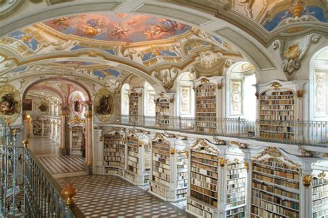 beautiful  magnificent libraries