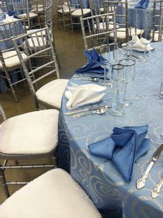 light blue pintuck tablecloth 1000 images about table designs on dinner
