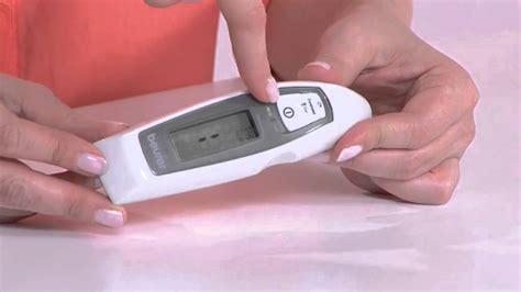Beurer Ft 65 Termometer Infrared termometr wielofunkcyjny ft 65 beurer