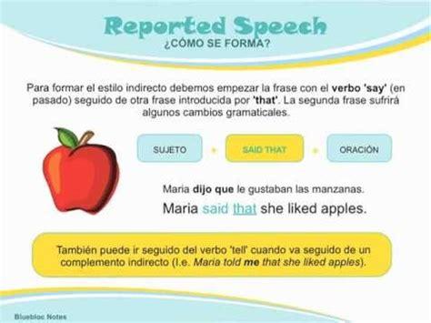 preguntas indirectas oraciones gram 225 tica ingl 233 s estilo indirecto youtube