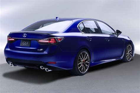 lexus new 2016 all new 2016 lexus gs f has a 467hp 5 0 liter v8 carscoops