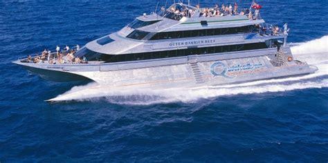 quicksilver reef trip port douglas everything australia - Quicksilver Boat Port Douglas