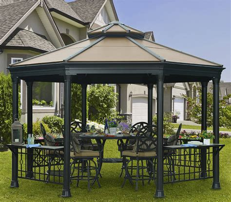 gazebo steel contemporary outdoor metal gazebo outdoor metal gazebo
