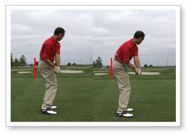 extension in the golf swing international golf performance institute online golf