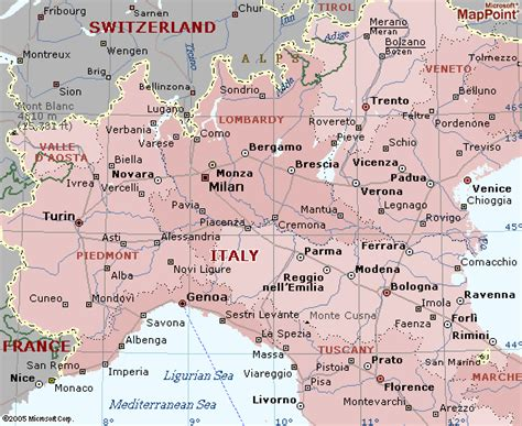 map of northern italy northern italy maps italy italy and southern beautiful search and my