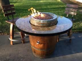 Gas Fire Pit Table Stare Beczki Witamy Na Stronie Gdzie Znajdziecie Stare