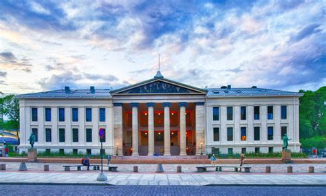 Harvard Business School Summer Mba by Of Oslo Summer School Cvrock