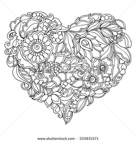 vintage coloring pages for adults coloring books vintage flowers and flower patterns on
