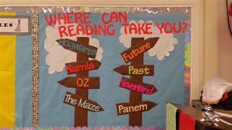 reading themes for high school bulletin board ideas for high school language arts