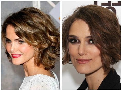 hairstyles for curly hair diamond face shape the best bob for your face shape hair world magazine