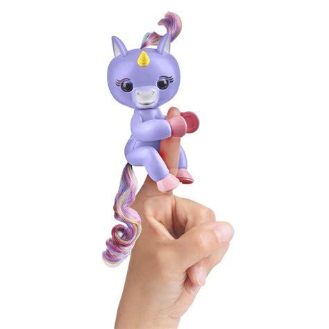 Alika Pink where to buy fingerlings unicorn 2018 gigi gemma alika