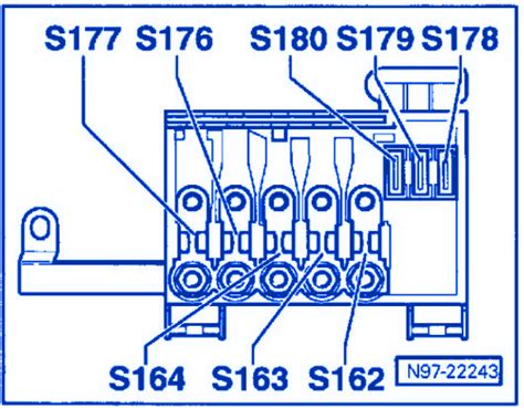 1998 vw beetle fuse box location wiring diagrams wiring