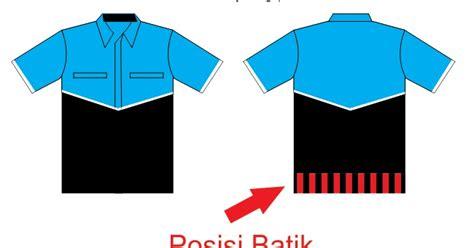 Kaos Nu Keren Nu Keren V 1 contoh seragam kerja variasi batik konveksi sidoarjo
