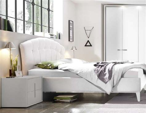 Le Chevet Design Contemporain by Chevet Design Blanc Et Chrom 233 Chambre Adulte Aliana