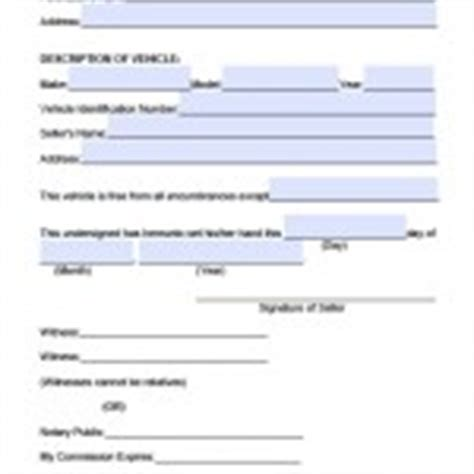 baldwin county boat bill of sale download alabama bill of sale forms and templates