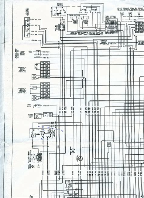 88 pace arrow motorhome schematics peterbilt motorhomes