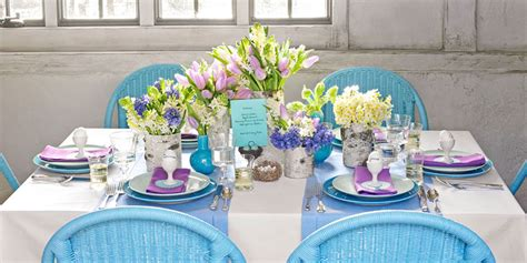 table decoration ideas 58 spring centerpieces and table decorations ideas for