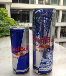 energy drink qatar bull gives you wings sized can of energy drink