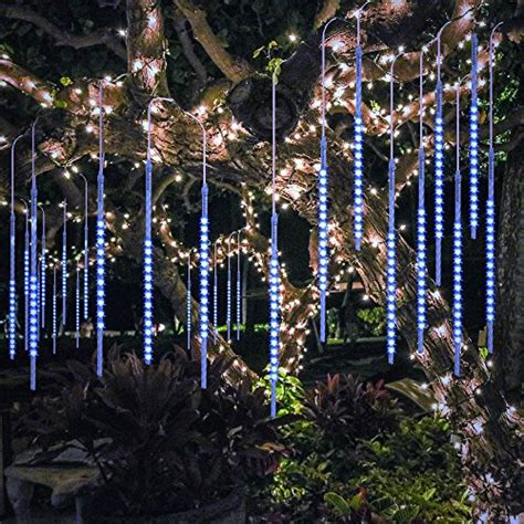cascading led christmas lights