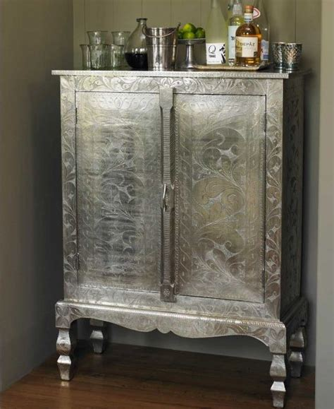 silver armoire hand etched silver armoire painted furniture pinterest