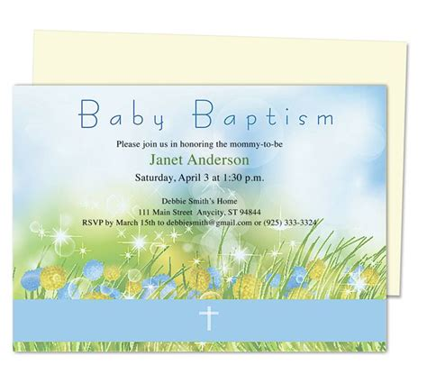 invitation templates for pages mac 10 best images about printable baby baptism and