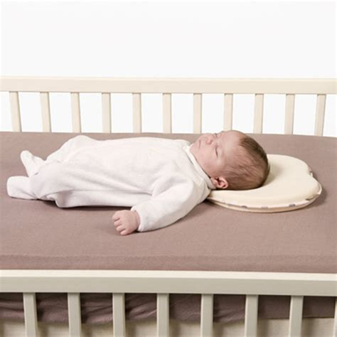 Infant Pillows by Baby Memory Foam Pillow Prevent Flat Infant Pillows