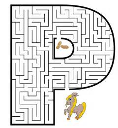 free coloring pages of mazes for