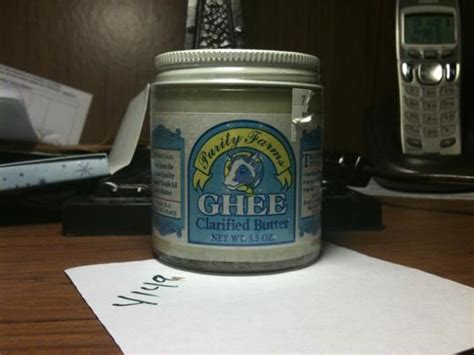 Ghee Shelf by Ghee Shelf General Discussion Chowhound