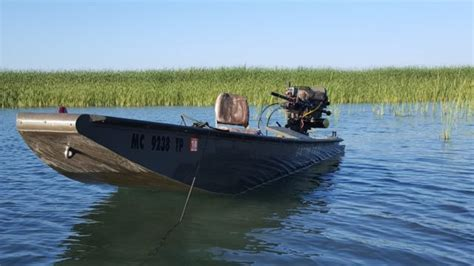 gator trax duck boat w 36 hp pro drive mud motor for sale - Gator Trax Boat With Prodrive