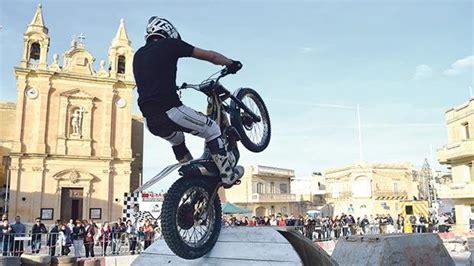 trials and motocross events kerċem hosts motocross event