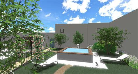 arredo piscina giardino giardino con piscina pietra nera giardino con piscina