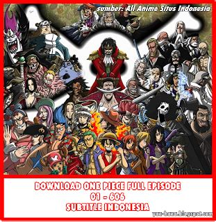anime one piece full episode download one piece eng sub 606
