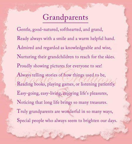 grandparents valentines day poems grandparents poems grandparents poem grandparents