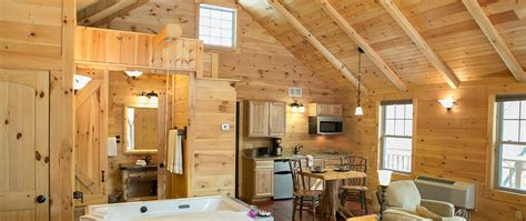 Log Cabin Homes Interior amish country lodging berlin oh cabins bed and breakfast