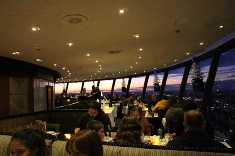 skylon tower revolving dining room view inside restaurant picture of skylon tower revolving
