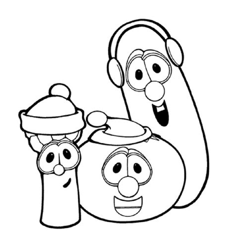 veggie tales coloring pages veggietales coloring sheets printable coloring pages