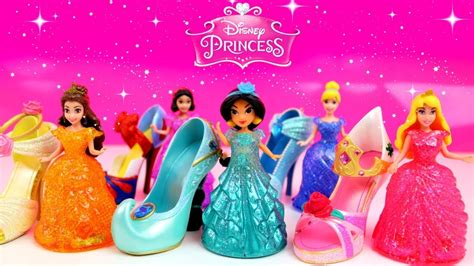 disney princess magiclip toys surprises youtube