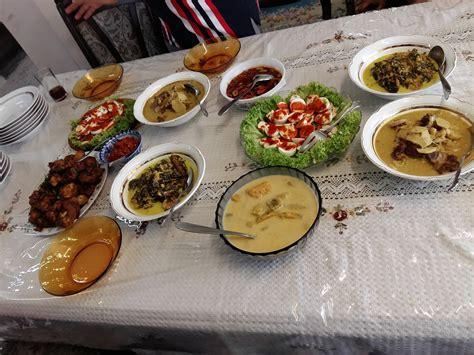 cucu gunung datuk gadong masakan lauk pauk  kuih muih