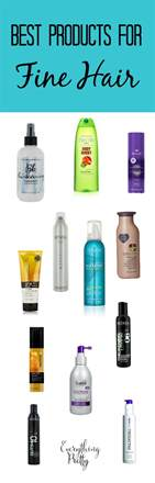 best hair products best hair products for fine hair everything pretty