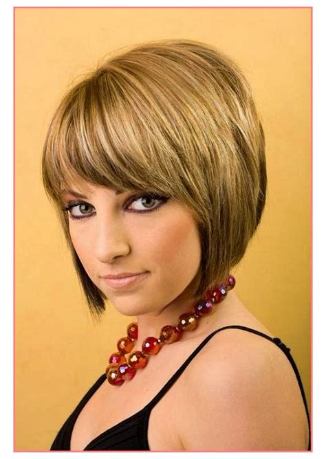 pics of womens hair cuts that are shorter in the back n longer in front best womens short hairstyles with bangs best hairstyles