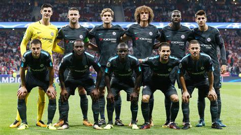 chelsea fc squad chelsea fc 187 squad 2017 2018