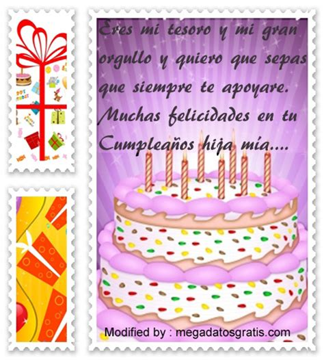 fotos y mensajes de cumpleaños para una hija originales frases de cumplea 241 os para mi hija con im 225 genes
