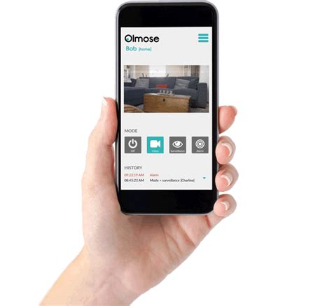how to turn your mobile into a home security system