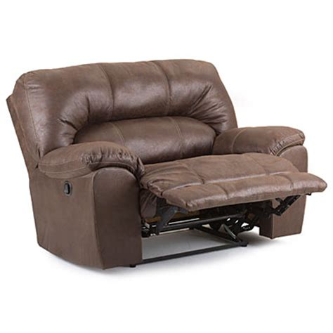 stratolounger 174 stallion snuggle up recliner big lots