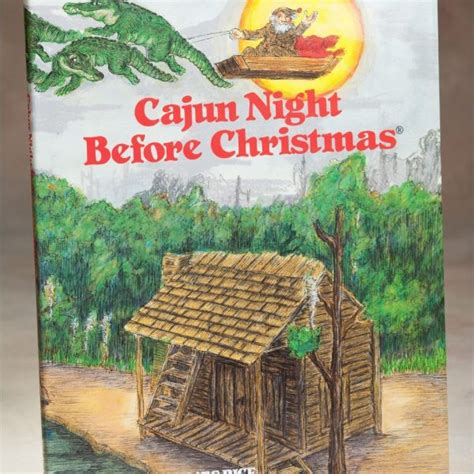 cajun night before christmas cajun gift baskets new