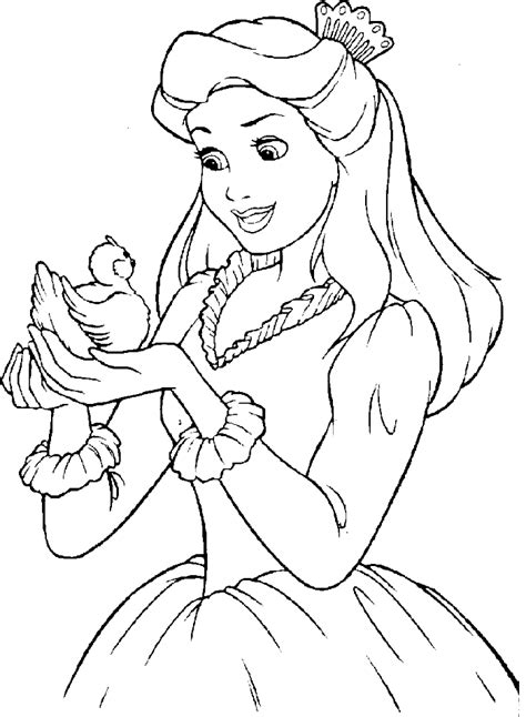 Online Coloring Pages Disney Princesses Az Coloring Pages Disney Princess Minimalist Free Coloring Sheets