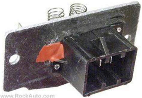 ford aspire blower motor resistor ford lincoln mercury blower motor resistor