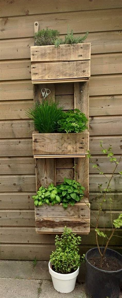 garden decoration with pallets pallet wood home decor ideas pallet wood projects