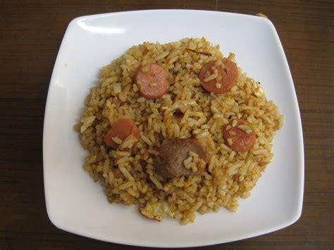 Wajan Untuk Nasi Goreng nasi goreng sosis resep bayi dan balita untuk ibu rumah