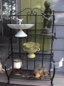 Outdoor Bakers Rack Ideas Deck Top 5 Ways To Create A Cozy Porch Southern